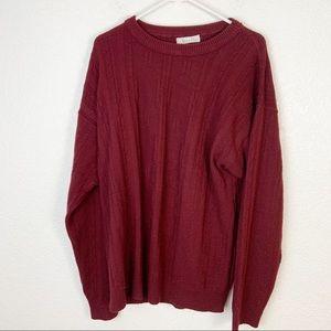 Christian Dior Vintage Sweater Large